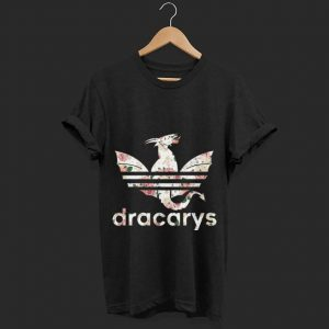 Top Floral Dracarys Adidas Game Of Thrones shirt