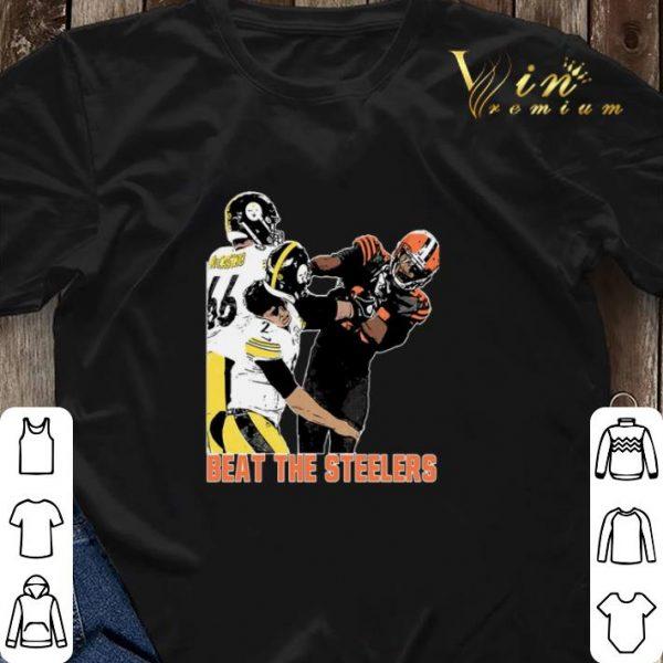 Beat the steelers Pittsburgh Steelers vs Cincinnati Bengals shirt sweater