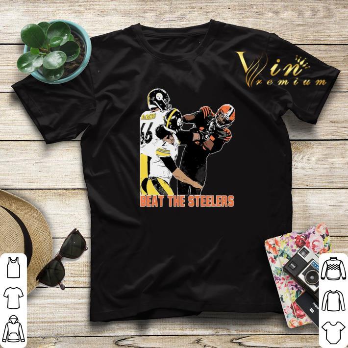 Beat the steelers Pittsburgh Steelers vs Cincinnati Bengals shirt sweater 4 - Beat the steelers Pittsburgh Steelers vs Cincinnati Bengals shirt sweater