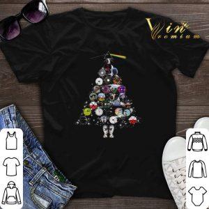 Christmas tree Pink Floyd albums shirt