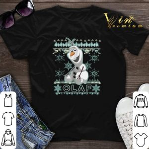 Disney Frozen Olaf Ugly Christmas shirt sweater