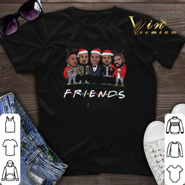 Friends Legend Rappers Christmas shirt sweater