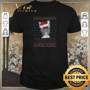Funny Merry Christmas Bulldog ugly shirt sweater