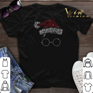 Harry Potter hat santa Christmas diamond shirt sweater