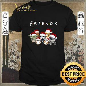 Hot Friends Star War chibi characters shirt sweater
