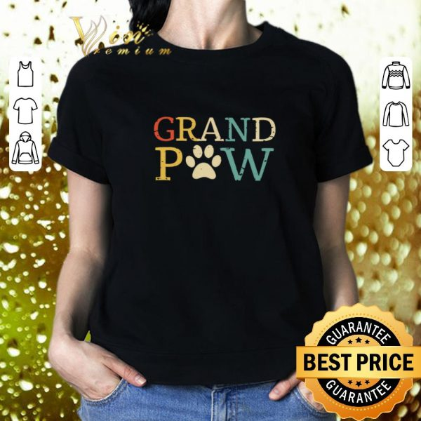 Hot Grand paw vintage shirt