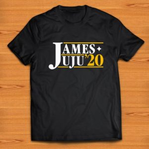 Hot James Juju For President 2020 shirt