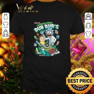 Hot Sancher's Wubba Luba Dub Dub's Rick and Morty shirt