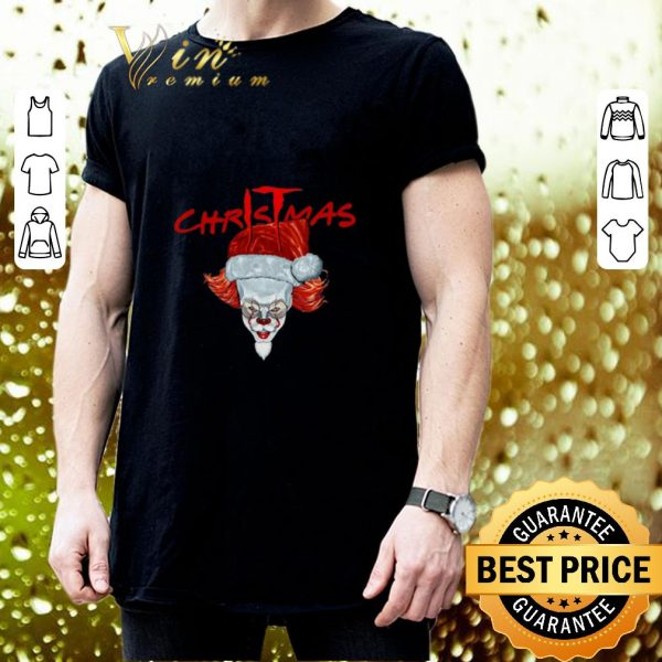 Hot Santa Pennywise ChrIsTmas It shirt
