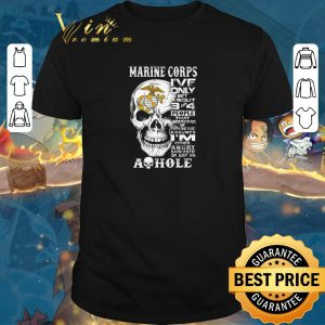 Hot Skull Marine Corps i've only met about 3 or 4 people that understand shirt sweater 2019