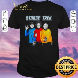 Hot The Three Stooges Star TreK characters shirt sweater