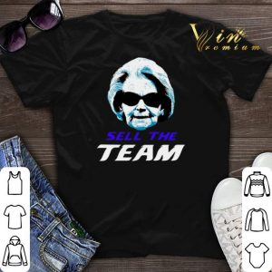 Martha Ford Sell The Team shirt sweater