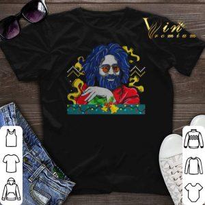Merry Christmas Jerry garcia Grateful Dead shirt