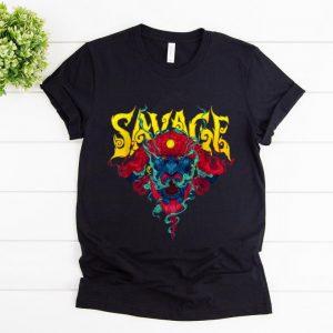 Nice Savage King Dead Monster shirt