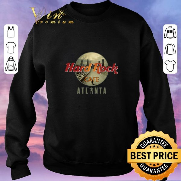 Official Hard Rock Cafe Atlanta shirt sweater