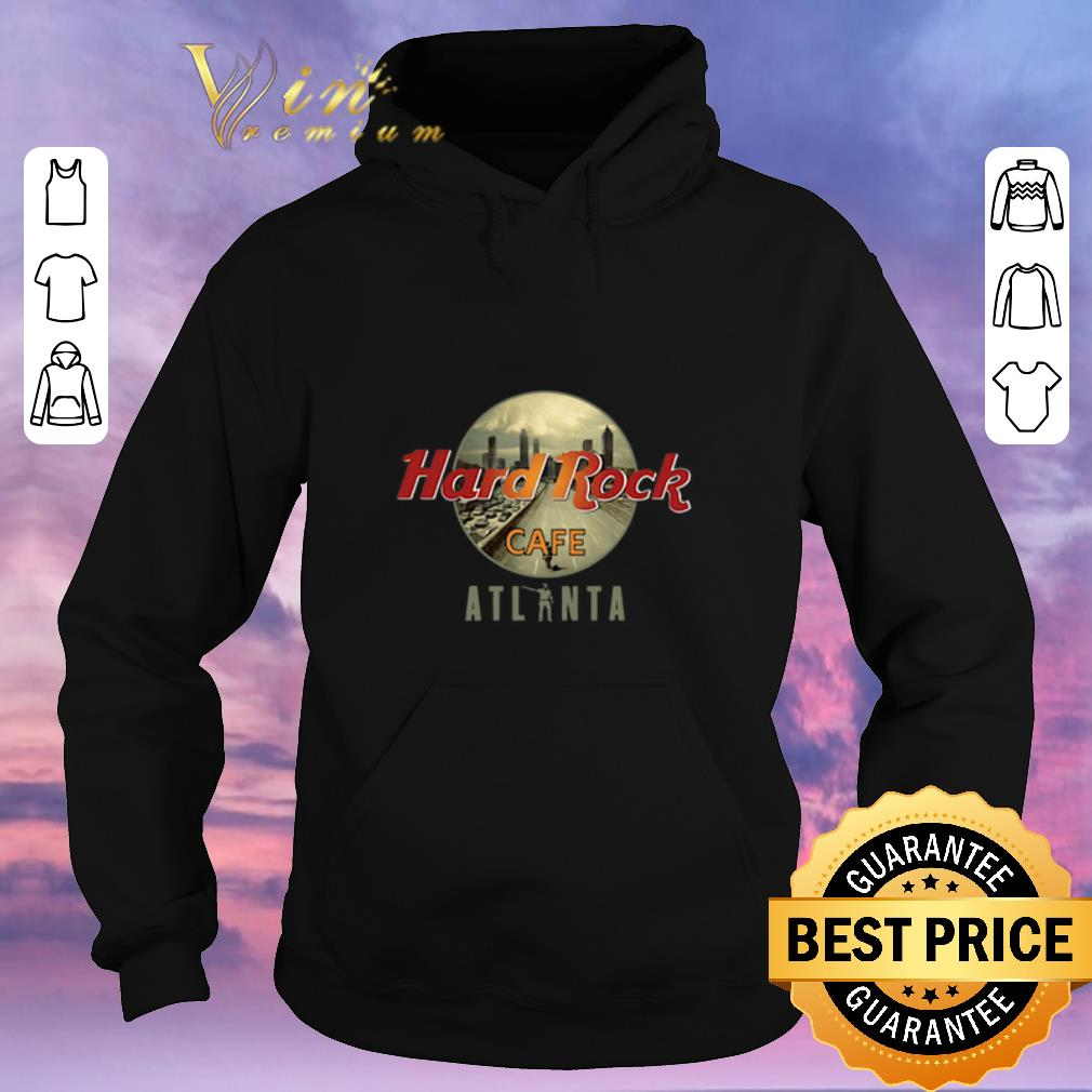 Official Hard Rock Cafe Atlanta shirt sweater 4 - Official Hard Rock Cafe Atlanta shirt sweater