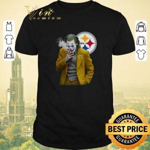 Official Joker Joaquin Phoenix Pittsburgh Steelers shirt sweater