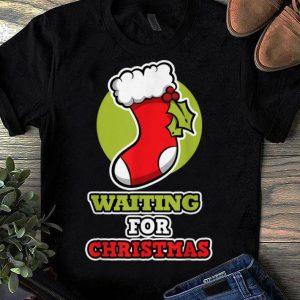 Original Christmas for the Family - Waiting for Christmas shirt