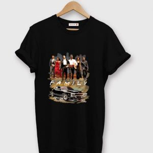 Original Friends TV Show Fast and Furious shirt