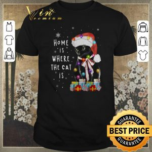 Original Home Is Where The Cat Is Salem Saberhagen Christmas shirt sweater