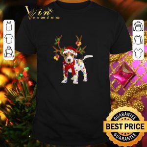 Original Jack Russell Reindeer Christmas shirt