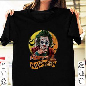 Original Joaquin Phoenix Joker Happy Halloween shirt
