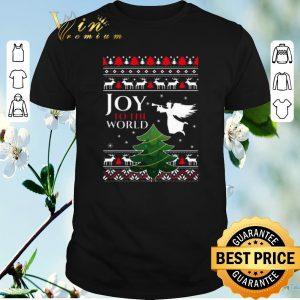 Original Joy to the world Christmas shirt sweater