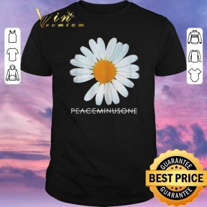 Original Peaceminusone white flower shirt sweater