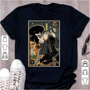 Original Photographer Samurai shirt