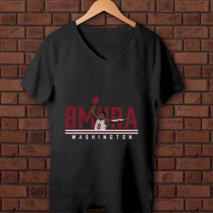 Original Rui Hachimura 8Mura Washington shirt