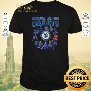 Original Signatures Chelsea All-Time Greats Player shirt