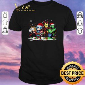 Premium Avengers Chibi Christmas shirt sweater