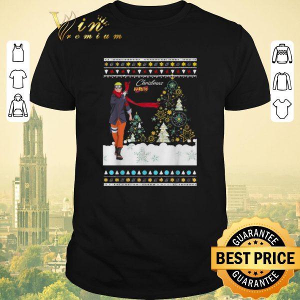 Premium Christmas Naruto ugly Christmas shirt sweater