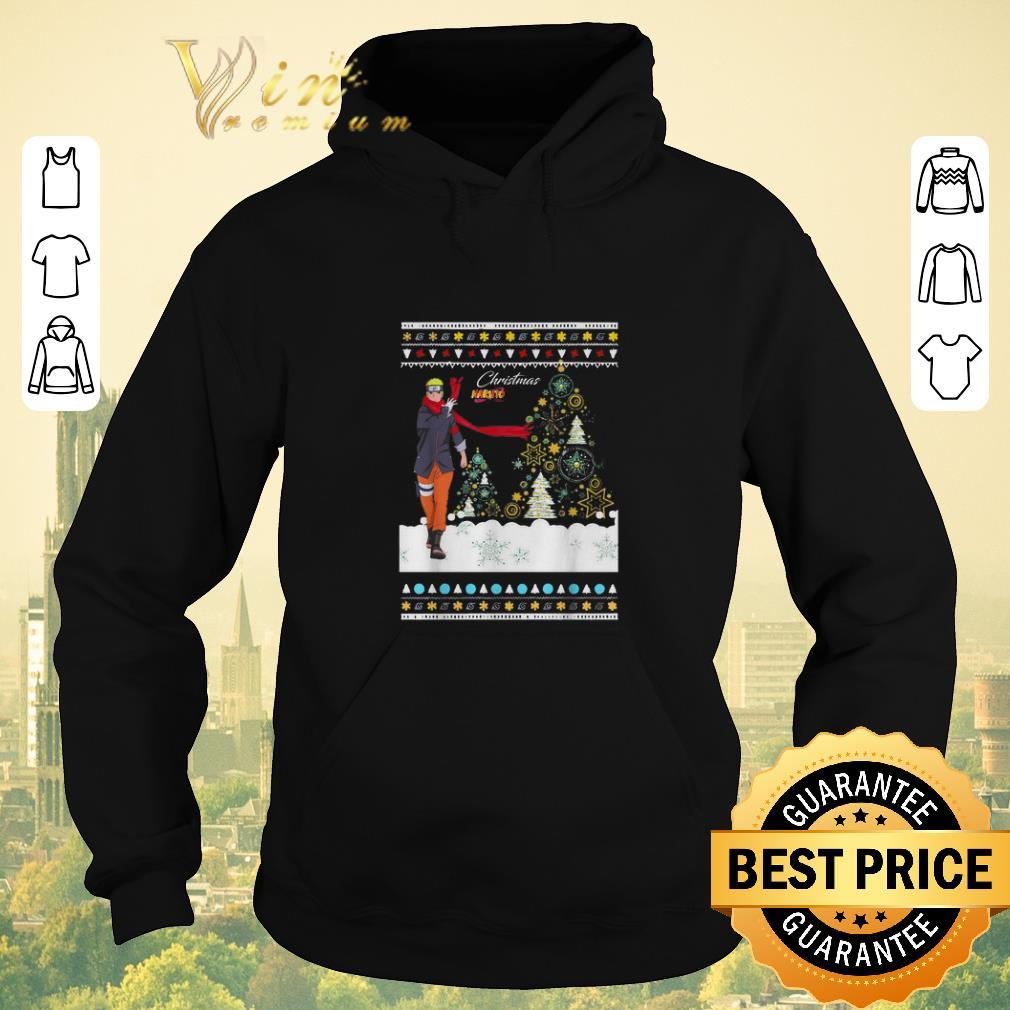 Premium Christmas Naruto ugly Christmas shirt sweater 4 - Premium Christmas Naruto ugly Christmas shirt sweater