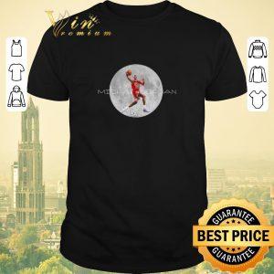Premium Michael Jordan and moon shirt sweater