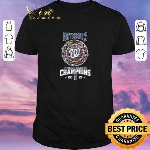 Premium Nationals Signatures World Series Champions 2019 shirt sweater