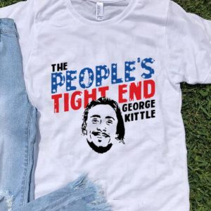 Premium The People's Tight End George Kittle shirt