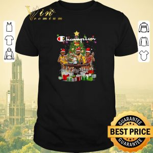 Pretty Champion LeBron James Kobe Bryant Michael Jordan Christmas shirt sweater
