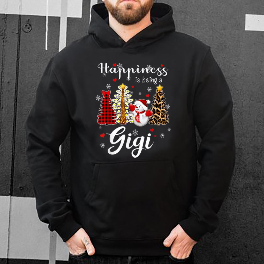 Pretty Christmas Happiness is being a Gigi lovely costume shirt 4 - Pretty Christmas Happiness is being a Gigi lovely costume shirt