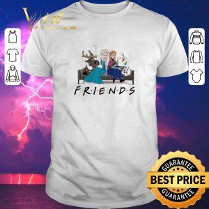 Pretty Disney Frozen characters Friends shirt sweater