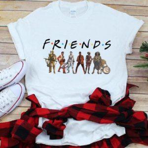 Pretty Friends Star Wars characters shirt