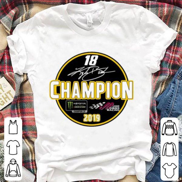 Pretty Sokyle Busch Championship shirt