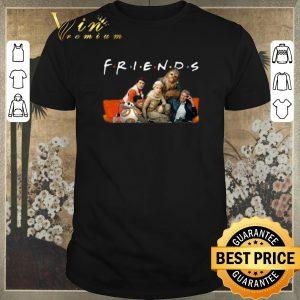 Pretty Star Wars characters Friends shirt