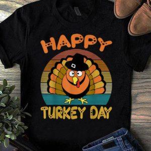 Top Happy Turkey Day Thanksgiving Gift shirt