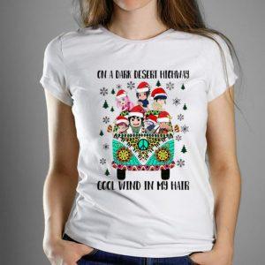 Top Naruto On A Dark Desert Highway Cool Wind In My Hair Christmas shirt