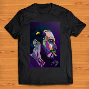 Top Post Malone Art Signature shirt