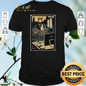 Top Samurai Programmer shirt sweater