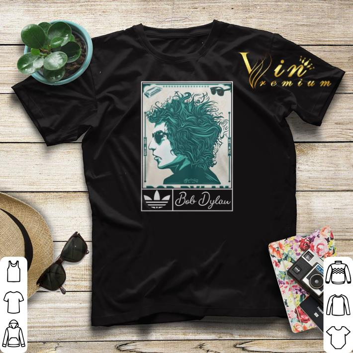 Adidas 2019 Bob Dylan Music Art Silk shirt sweater 4 - Adidas 2019 Bob Dylan Music Art Silk shirt sweater