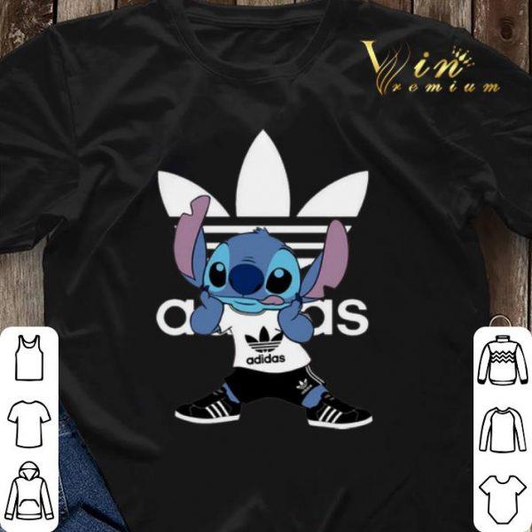 Adidas Mashup Stitch shirt sweater
