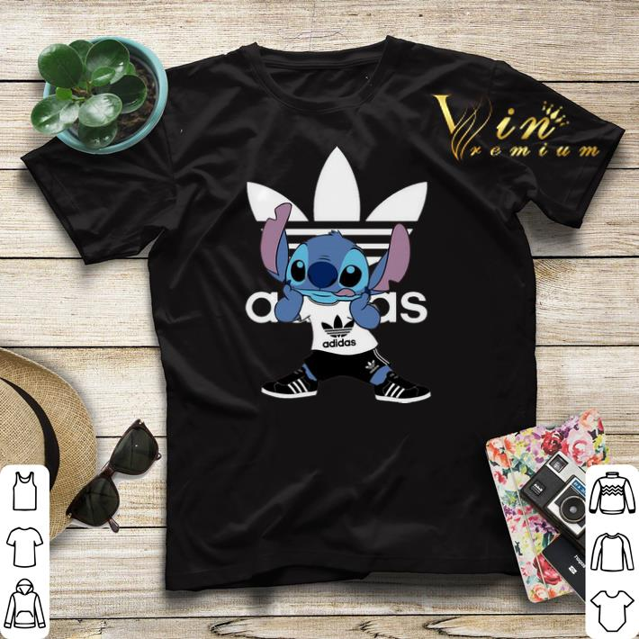 Adidas Mashup Stitch shirt sweater 4 - Adidas Mashup Stitch shirt sweater